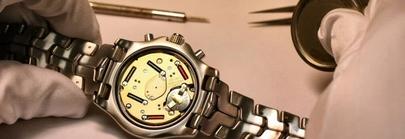 Quartz watch service