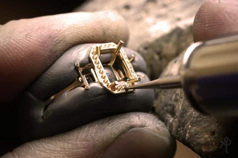 diamond ring restoration