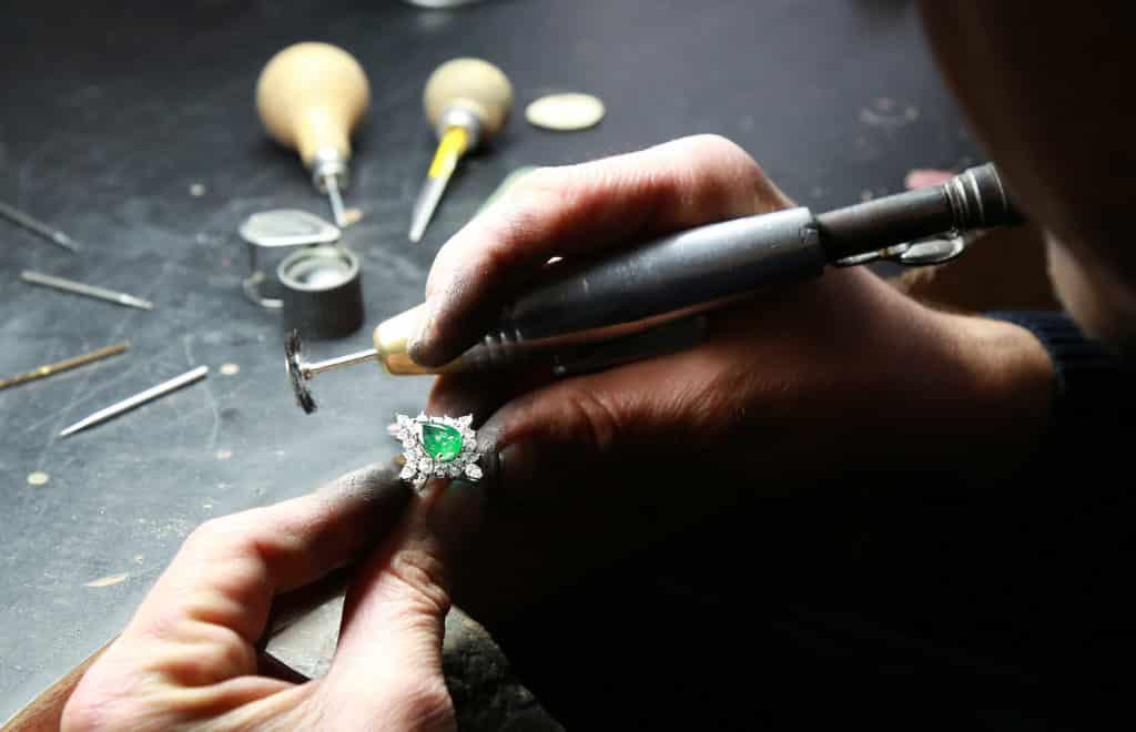 fine jewellery repair