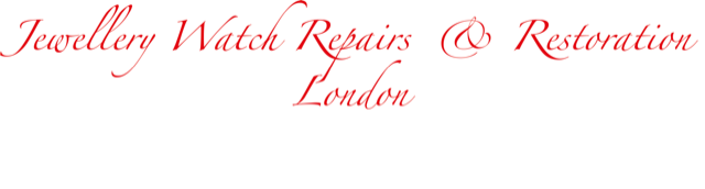 Jewellery Repair London