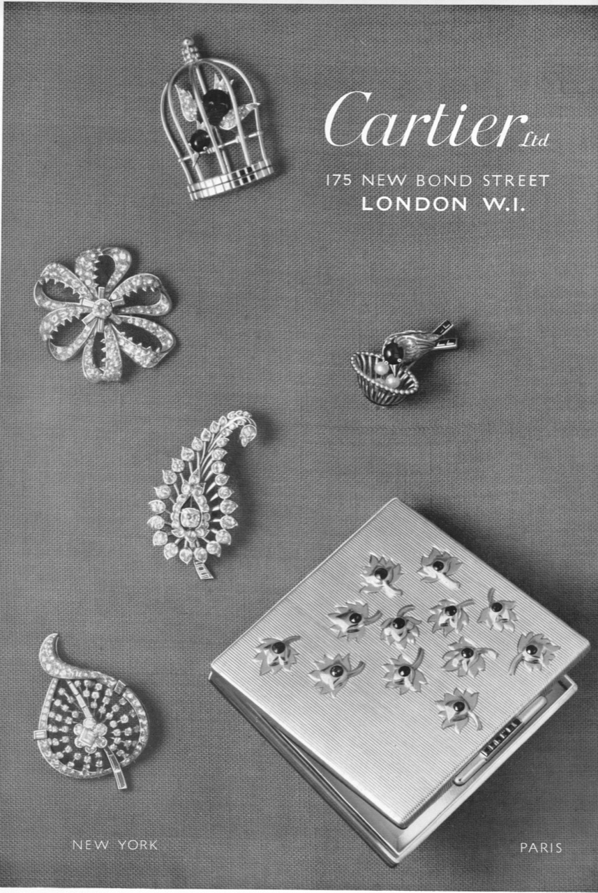 Cartier catalogue 1950