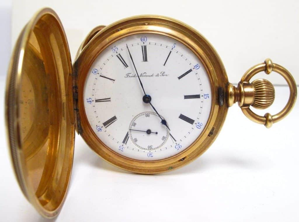 antique pocket watch restoration