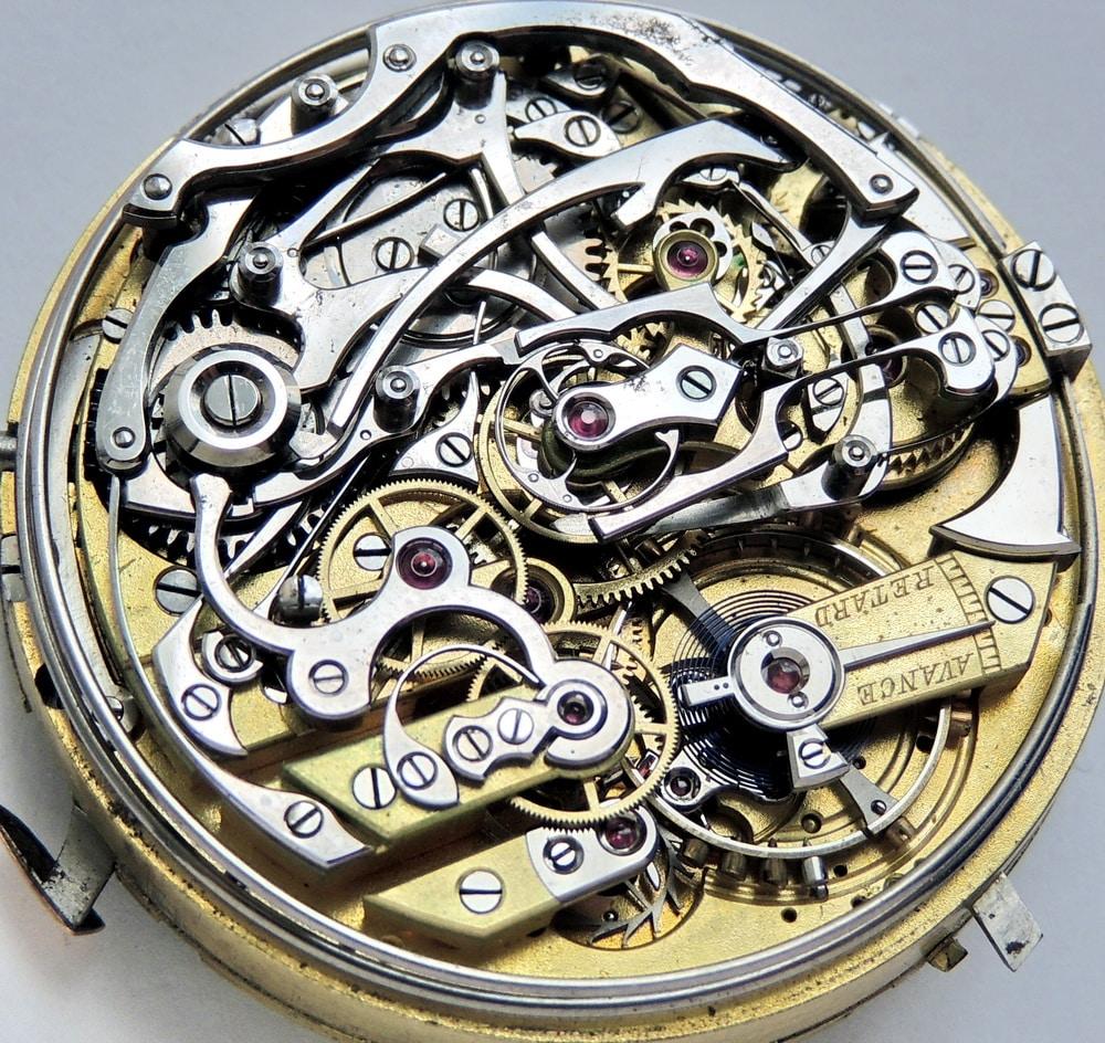 Jaeger LeCoultre Watch Restoration
