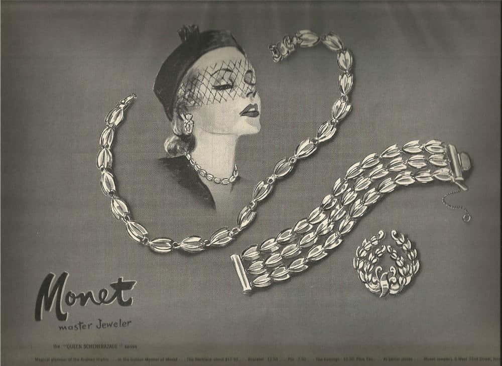 Jewellery and watch advert