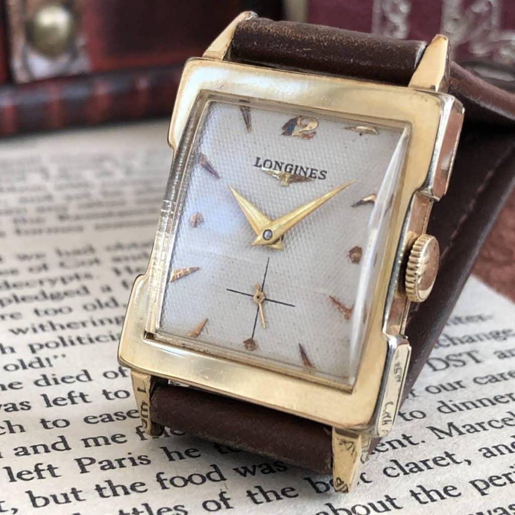 Longines Gold Watch Repair