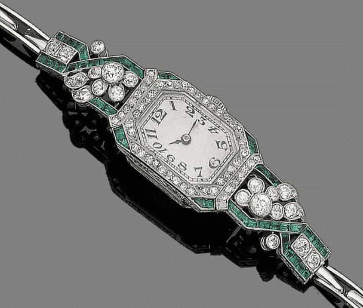 Tiffany & Co watch diamond repair