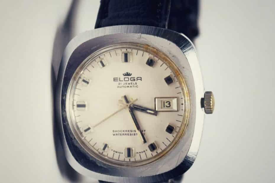 Vintage Eloga Repair