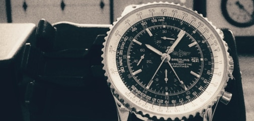 Breitling Watch Repair and amplitude test