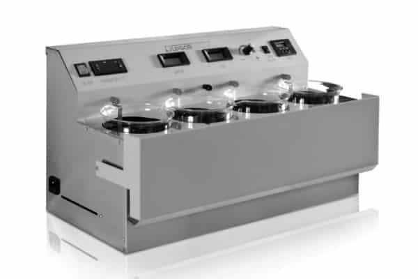 Plating machine for rose gold plating