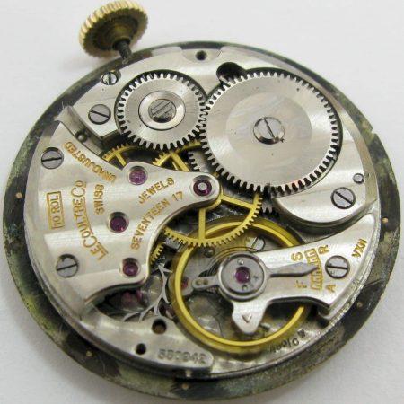 LeCoultre watch repair